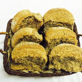 Pane di grano e di granone